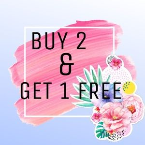 Buy 2 get 1 FREE Read instructions 👇